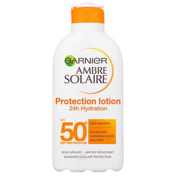 Garnier Ambre Solaire Milk SPF50 Vitamin C (200 ml)