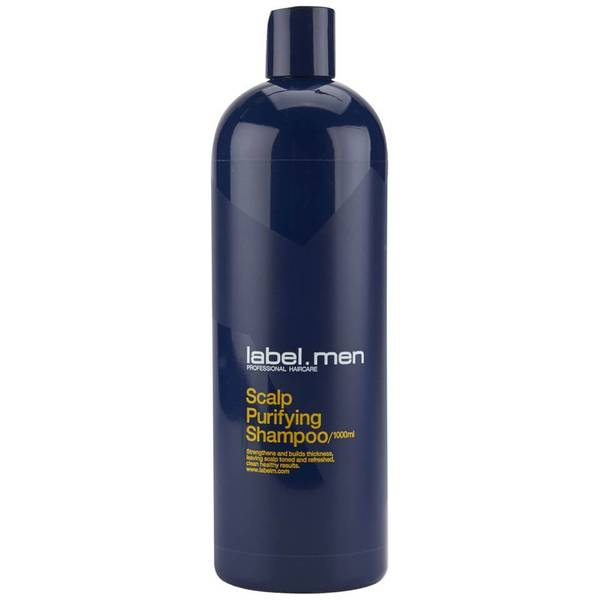 label.men Reinigendes Shampoo für die Kopfhaut (1000ml)