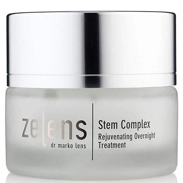 Tratamento de Noite Rejuvenescedor Stem Complex da Zelens (50 ml)