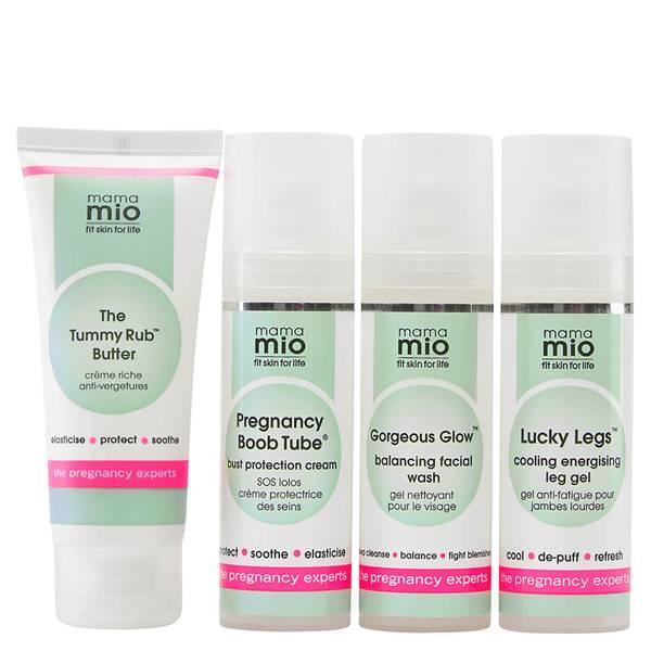 Mama Mio Pregnancy Essentials Kit (4 piece)