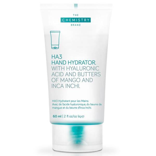 The Chemistry Brand HA3 Triple Function Hand Hydrator Cream 60ml