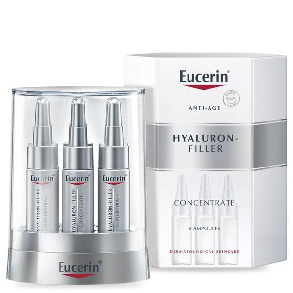 Eucerin® エイジングケア ヒアルロン フィラー コンセントレート(5 ml 6個入り)