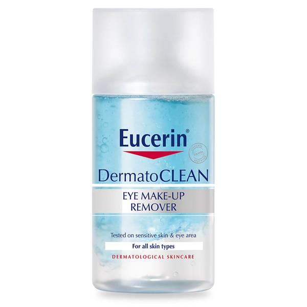 유세린 더마토클린 아이메이크업 리무버 (EUCERIN® DERMATOCLEAN EYE MAKE-UP REMOVER) (125ML)