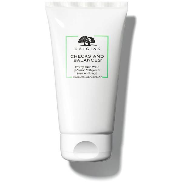 Limpiador facial espumoso Origins Checks and  Balances™ (150ml)