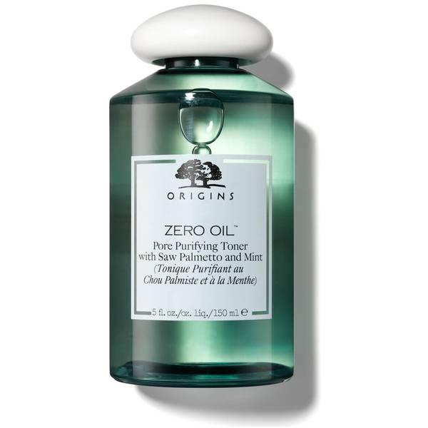 Origins Zero Oil Pore Purifying toner with Saw Palmetto & Mint 150ml