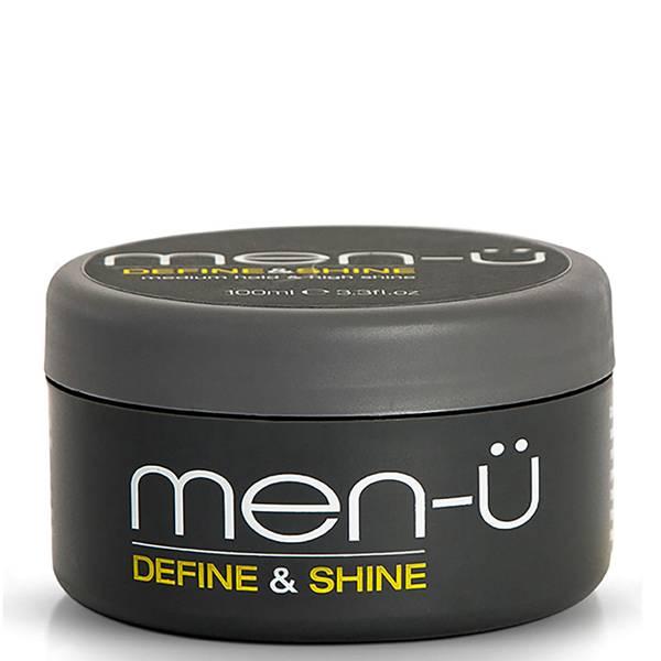 men-ü pomata definizione e brillantezza per capelli (100 ml)