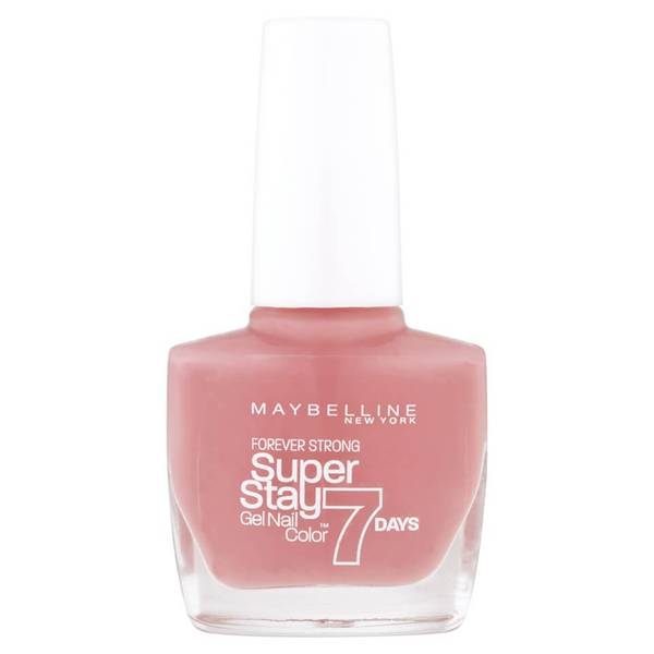 Vernis à ongles Forever Strong de Maybelline- Rose Nude