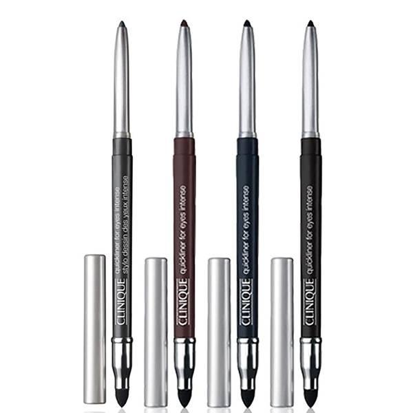 Clinique Quickliner Intense stylo dessin des yeux (0.28g)