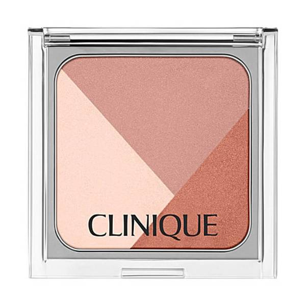 Clinique Sculptionary Cheek Contouring Palette -poskiväripaletti, Defining Nudes