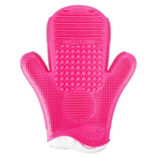 Sigma 2X Sigma Spa® Brush Cleaning Glove - Pink