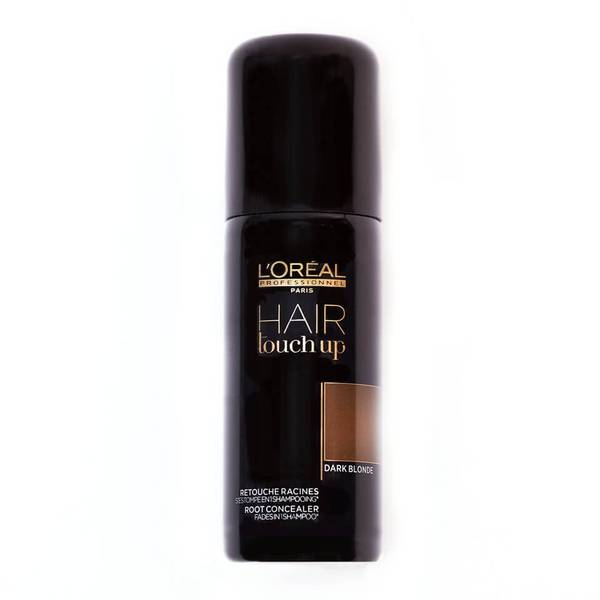 L'Oréal Professionnel Hair Touch Up - Dark Blonde (75ml)