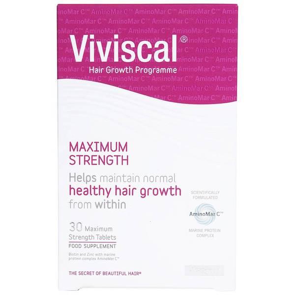 Viviscal Maximum Strength Supplements (30정)