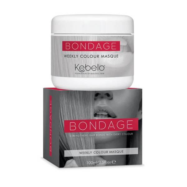 Kebelo Bondage Hair Masque maska do włosów (100 ml)