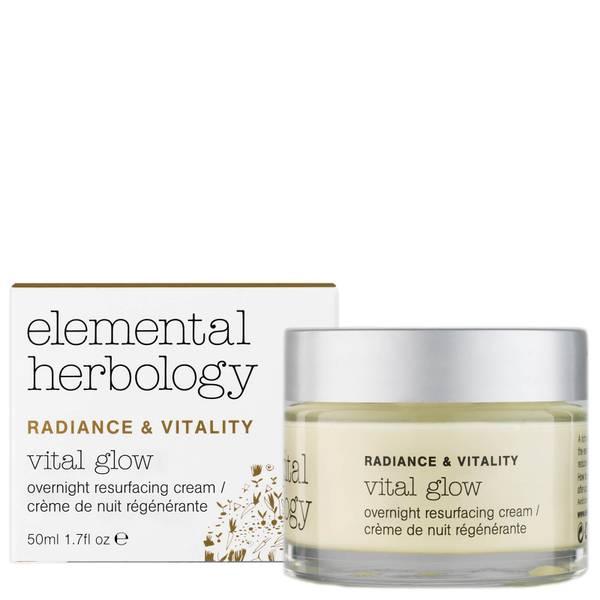 Омолаживающий ночной крем Elemental Herbology Vital Glow(50 мл)