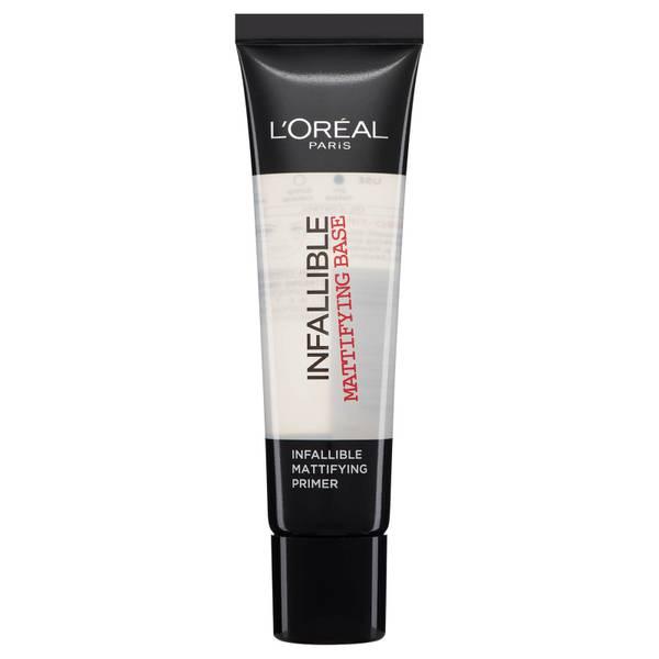 L'Oréal Paris Infallible Mattifying Priming Base 35ml