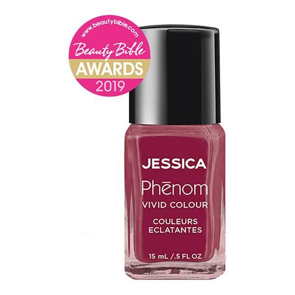 Jessica Nails Cosmetics Phenom Nail Varnish - Parisian Passion (15ml)