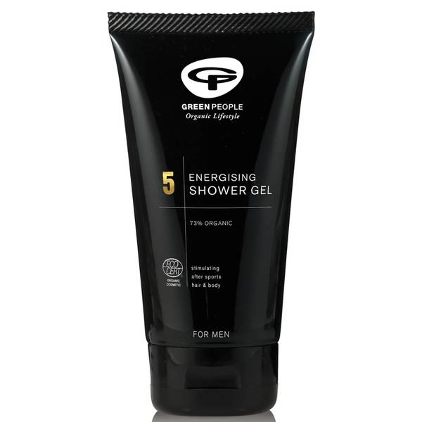 Green People Organic Homme No. 5 Cool Style Shower Wash (150ml)