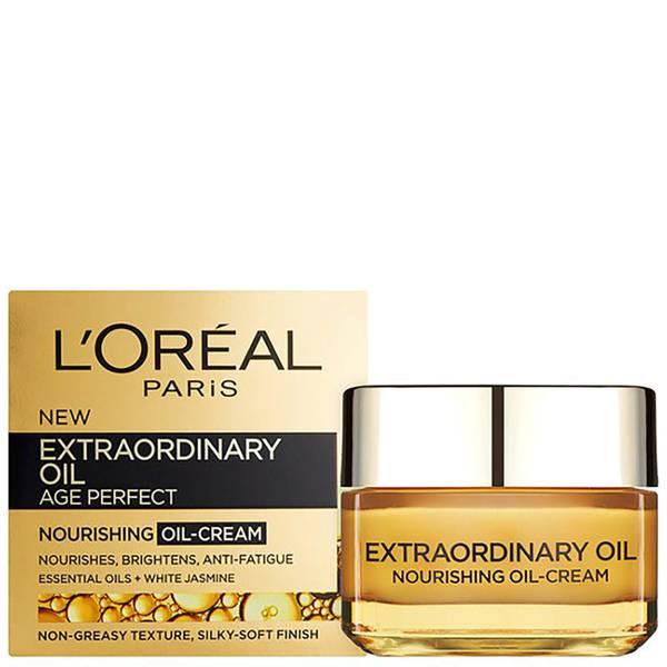 L'Oreal Paris Extraordinary Oil Cream (ロレアル パリ エキストラオーディナリー オイル クリーム)50ml