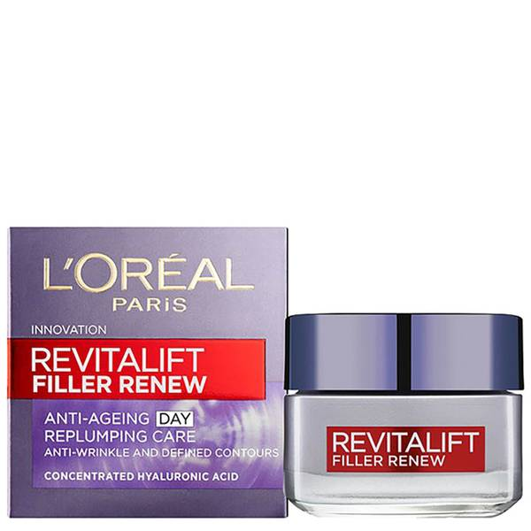 L'Oréal Paris Revitalift Filler Renew Anti-Ageing Day Cream 50ml
