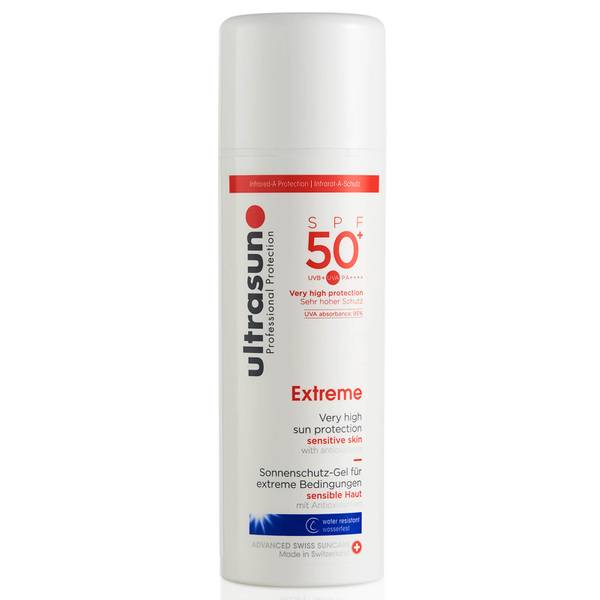 Ultrasun SPF 50+ Extreme Sun Lotion -aurinkovoide (150ml)