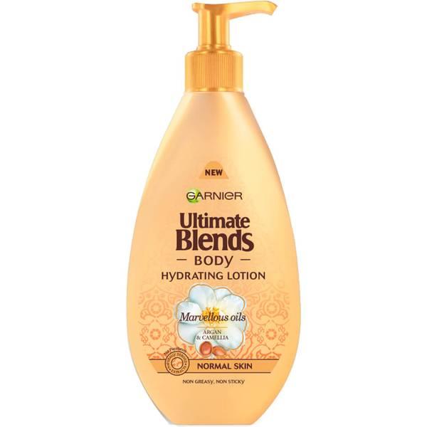 Garnier Body Ultimate Blends Hydrating Lotion (400ml)