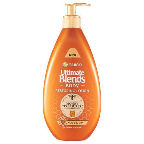 Garnier Body Ultimate Blends Restoring Lotion (400ml)