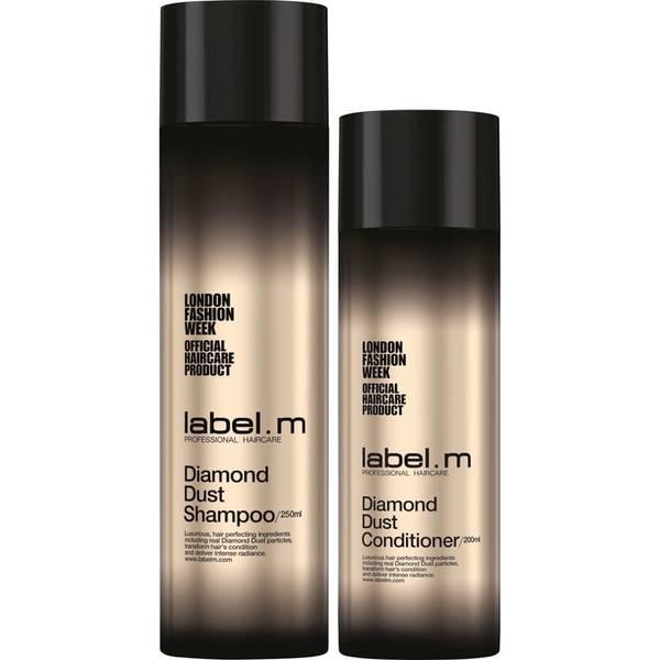 label.m Diamond Dust Shampoo und Spülung Duo