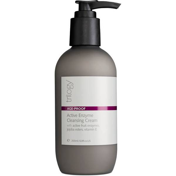 Trilogy Active Enzyme Cleansing Cream 200ml