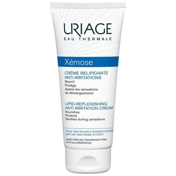 Uriage Xémose Universal Emollient Cream krem nawilżający do skóry suchej lub atopowej 200 ml