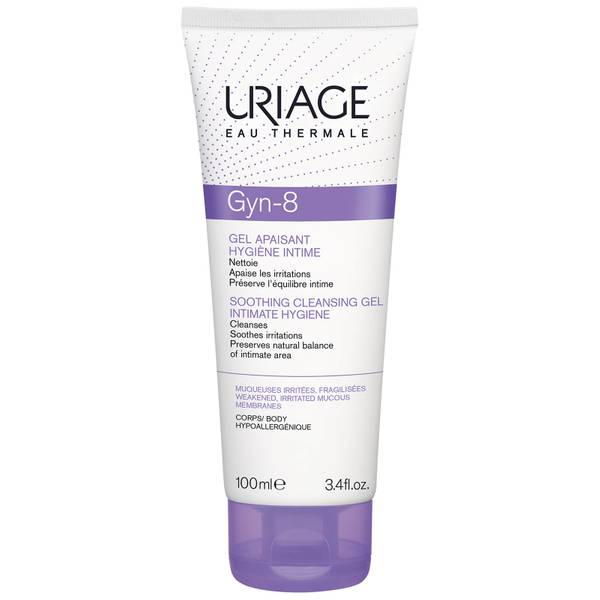 Uriage Gyn-Phy Intimate Hygiene Soothing Cleansing Gel 100ml