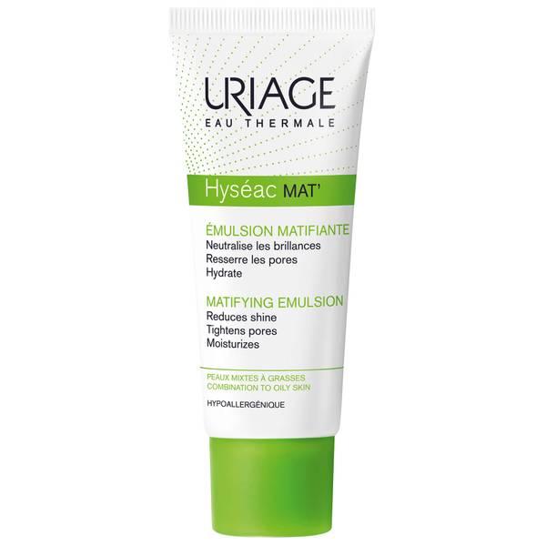 Uriage Hyséac Moisturising and Mattifying Pore Refiner Emulsion nawilżająca emulsja matująca i wygładzająca pory 40 ml