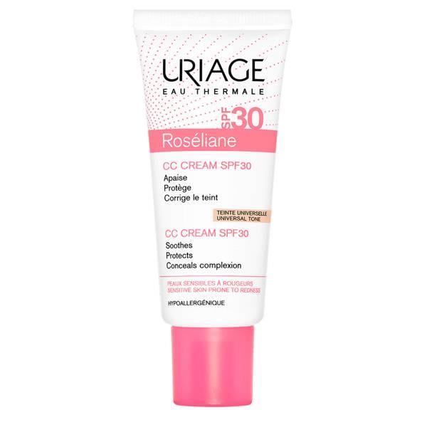 Uriage Roséliane Anti-Redness CC Cream SPF30 40ml
