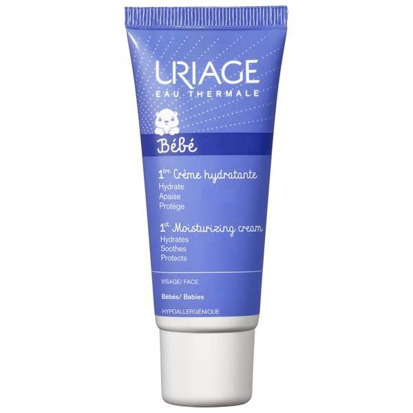 Uriage 1ère Crème Hydra-Protecting Moisturiser krem intensywnie nawilżający (40 ml)