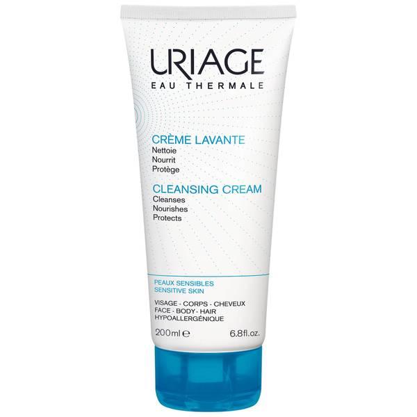 Uriage Crème Lavante Soap Free Cleansing Cream krem oczyszczający bez mydła 200 ml