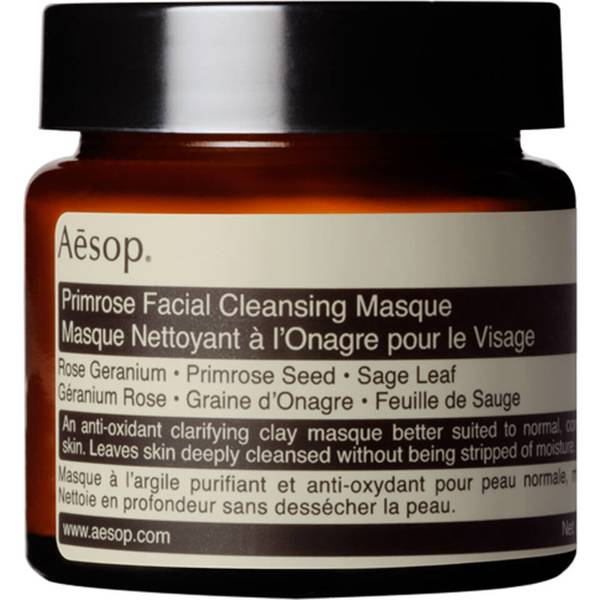 Aesop Primrose Facial Cleansing Masque 60ml