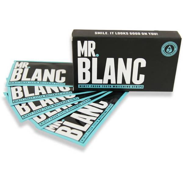 Mr Blanc 歯ホワイトニング ストリップ 14日分