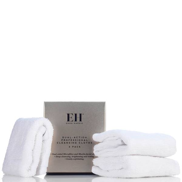 Emma Hardie Professional Cleansing Cloths (3 Pack)