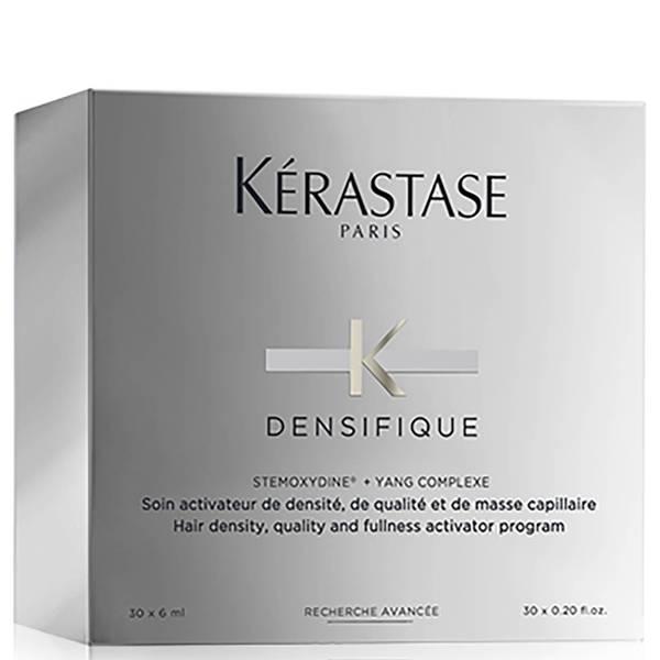 Kérastase Densifique Femme -hiuspohjaan jätettävä tehohoito naisille (30 hoitoampullia x 6ml)