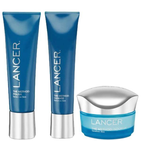 Lancer Skincare The Lancer Method Sensitive