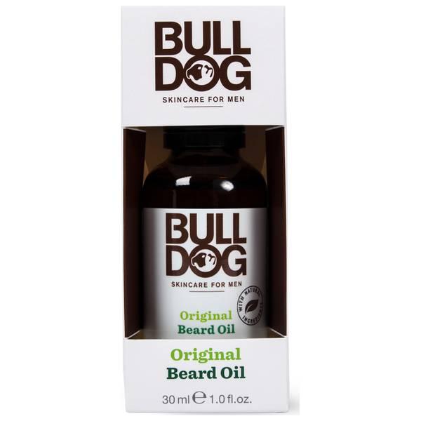 Bulldog Original Bear Oil -partaöljy, 30ml