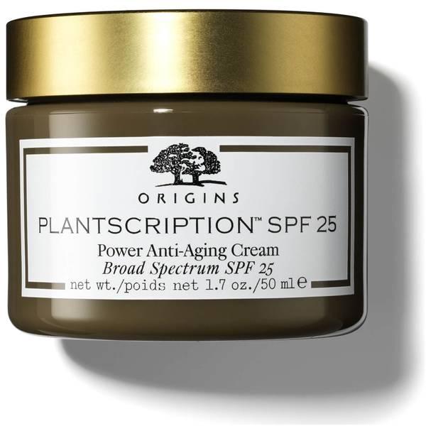 Crema anti-envejecimiento con protector FPS25Plantscription™ de Origins (50 ml)