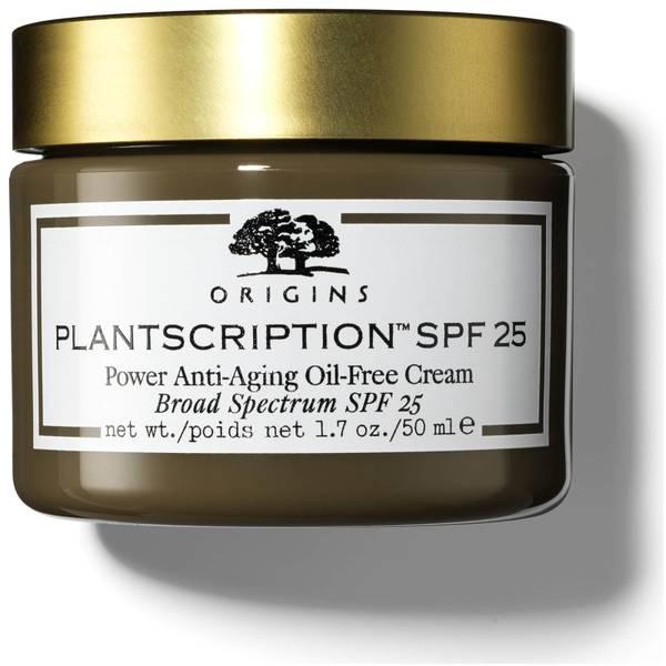 Origins Plantscription™ SPF 25 Power Anti-Ageing Oil-Free Cream 50ml