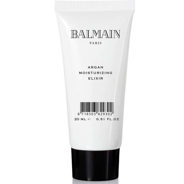 Balmain Hair Argan Moisturising Elixir (20ml) (Travel Size)
