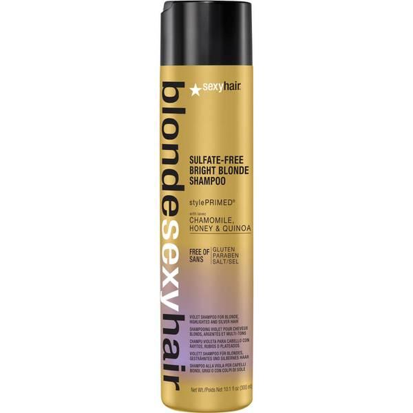 Shampoo Violeta Blonde Bright Blonde da Sexy Hair 300 ml