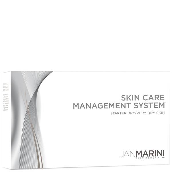 Jan Marini Starter Skin Care Management System - Dry to Very Dry Skin (Worth $289)