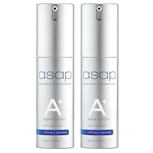 2x asap super A serum 30ml