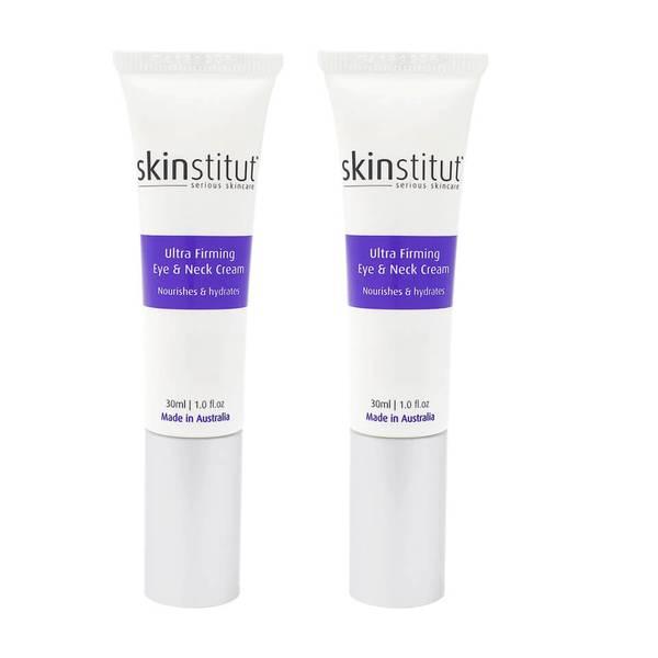 2x Skinstitut Ultra Firming Eye & Neck Cream