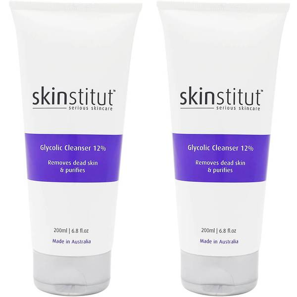 2x Skinstitut Glycolic Cleanser 12%