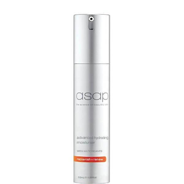 asap Advanced Hydrating Moisturiser 50ml
