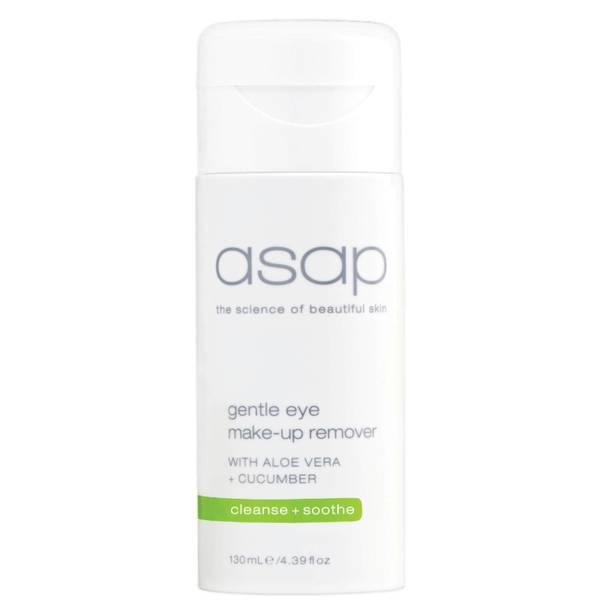 asap gentle eye make-up remover 130ml